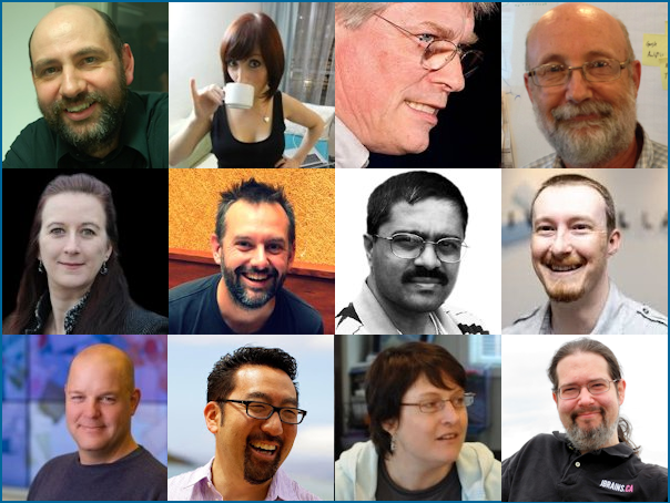 Martin Fowler, Rachel Laycock, and Robert Martin will keynote OnAgile 2015.